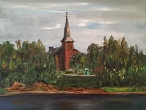 Aremark kirke
